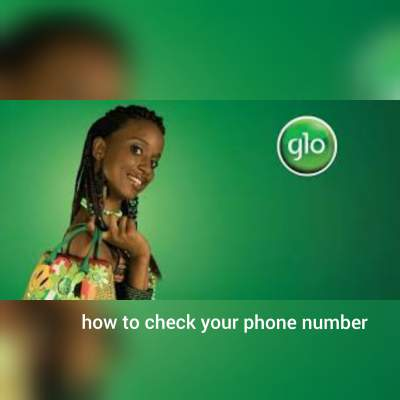 how to check your phone number on iphone how to check my phone number on glo 187 information 20768